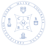 Maine Concrete Testing Certification Board